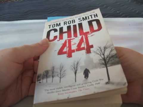Book review: Child 44 by Tom Rob Smith