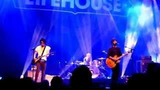 Lifehouse - Only One live @ Tivoli Vredenburg 17-09-2015
