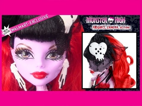 Monster High Frights, Camera, Action! Operetta Doll   |  KittiesMama
