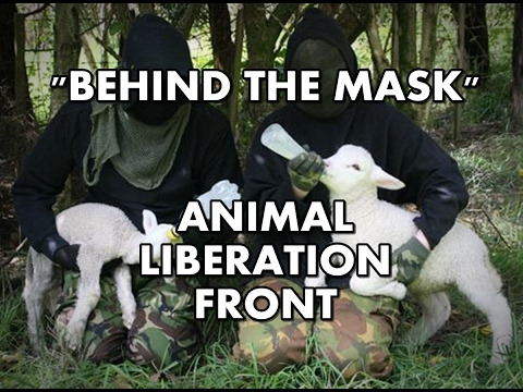 Behind The Mask - Animal Liberation Front  | Full movie