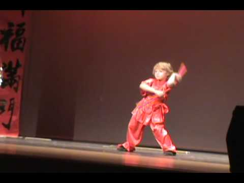 Kyle Catlett Martial Arts Weapons Performance