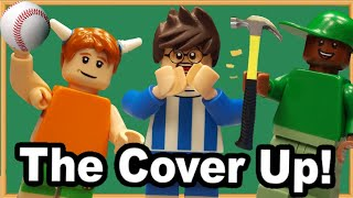 SML Lego The Cover Up!
