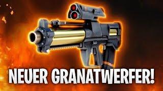 NEUER GRANATWERFER ist da! ZU STARK!!! 🔥 | Fortnite: Battle Royale
