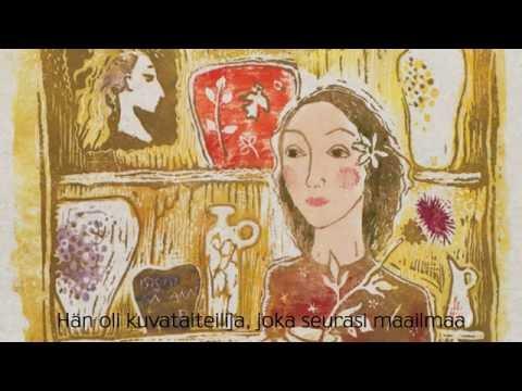 Art Historian PhD, Marja-Terttu Kivirinta on Rut Bryk