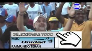 Raimundo Terán candidato a la Alcaldía  del Municipio Brión