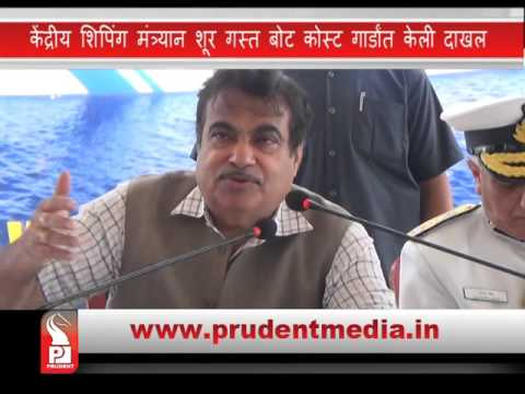 Iron ore exports need to go up to sustain barge industry: Gadkari