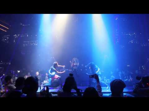 k rose in hangzhou linx show 2014 12 12