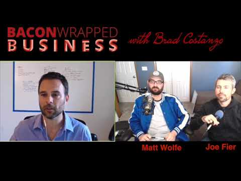 How To Create Evergreen Profits with Matt Wolfe and Joe Fier