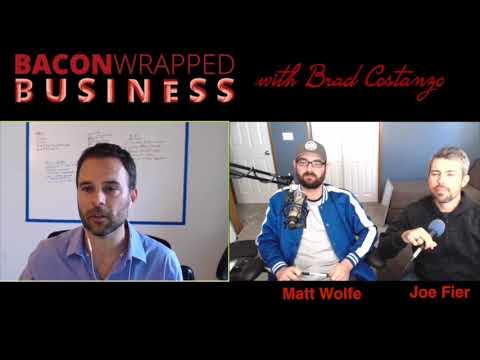How To Create Evergreen Profits with Matt Wolfe and Joe Fier
