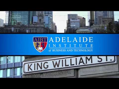Adelaide Institute of Business and Technology (AIBT) Graduation 2017