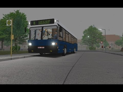 МАЗ 104 с21  OMSI 2.