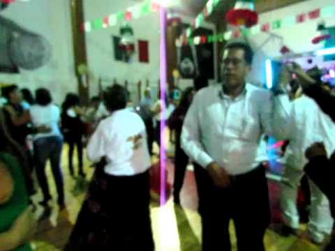 club casablanca satelite Fiesta mexicana 2012