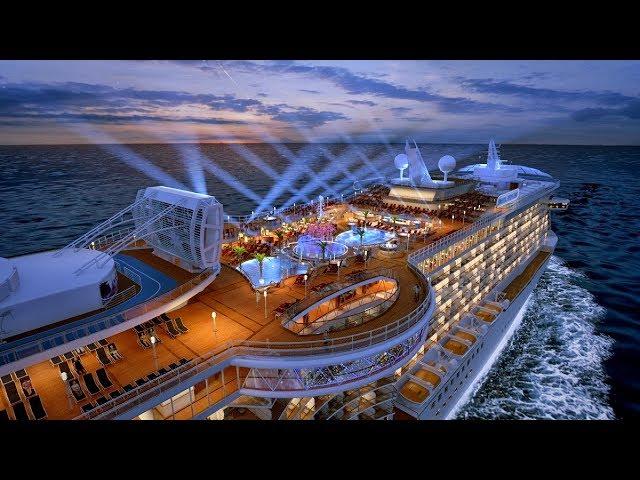 Kreuzfahrt für Millionäre Luxusurlaub