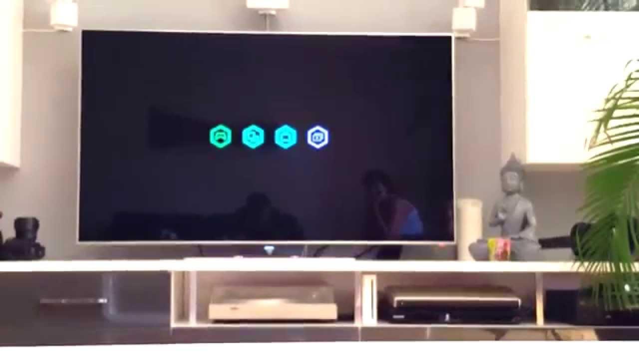 Samsung TV UE60F7080STXZG schaltet sich ständig ab - YouTube
