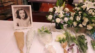 9月5日に肺炎のため神奈川県内の病院で亡くなった元女優、原節子さん...