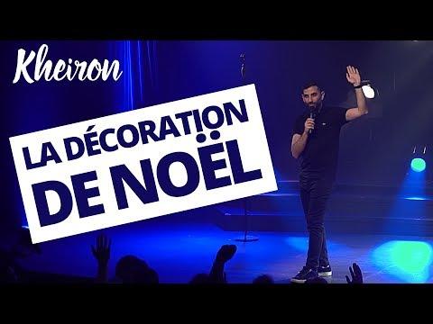 La décoration de Noël - 60 minutes avec Kheiron