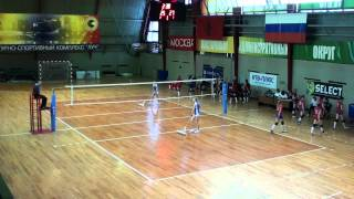 CV RUSSIA Top-League B 2013 Altai (Barnaul) - Bryansk (Bryansk)