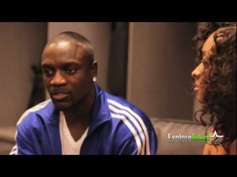 Explore Talent Exclusive Interview with Akon On His 10 Year Career