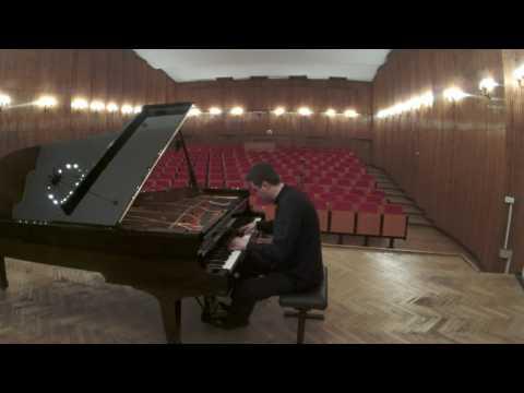 "Misha Krivoruchko plays ""Terek"" by Sergei Lyapunov (from Transcendental Etudes)"