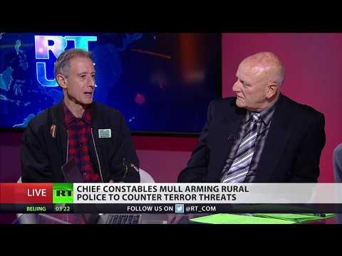 Chief constables mull arming rural police to counter terror threats (Debate)