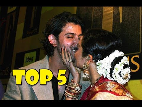 Top 5 most controversial moments of Rekha