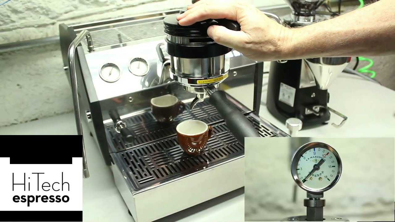 la marzocco gs3 manual paddle espresso machine youtube. Black Bedroom Furniture Sets. Home Design Ideas