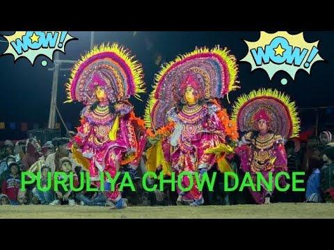 Chau Dance of purulia , west bengal