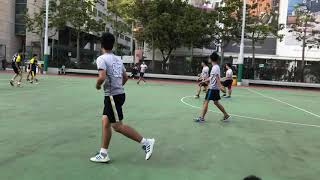 Publication Date: 2018-10-29 | Video Title: 大北手球學界 何郭佩珍vs陳融   (1)