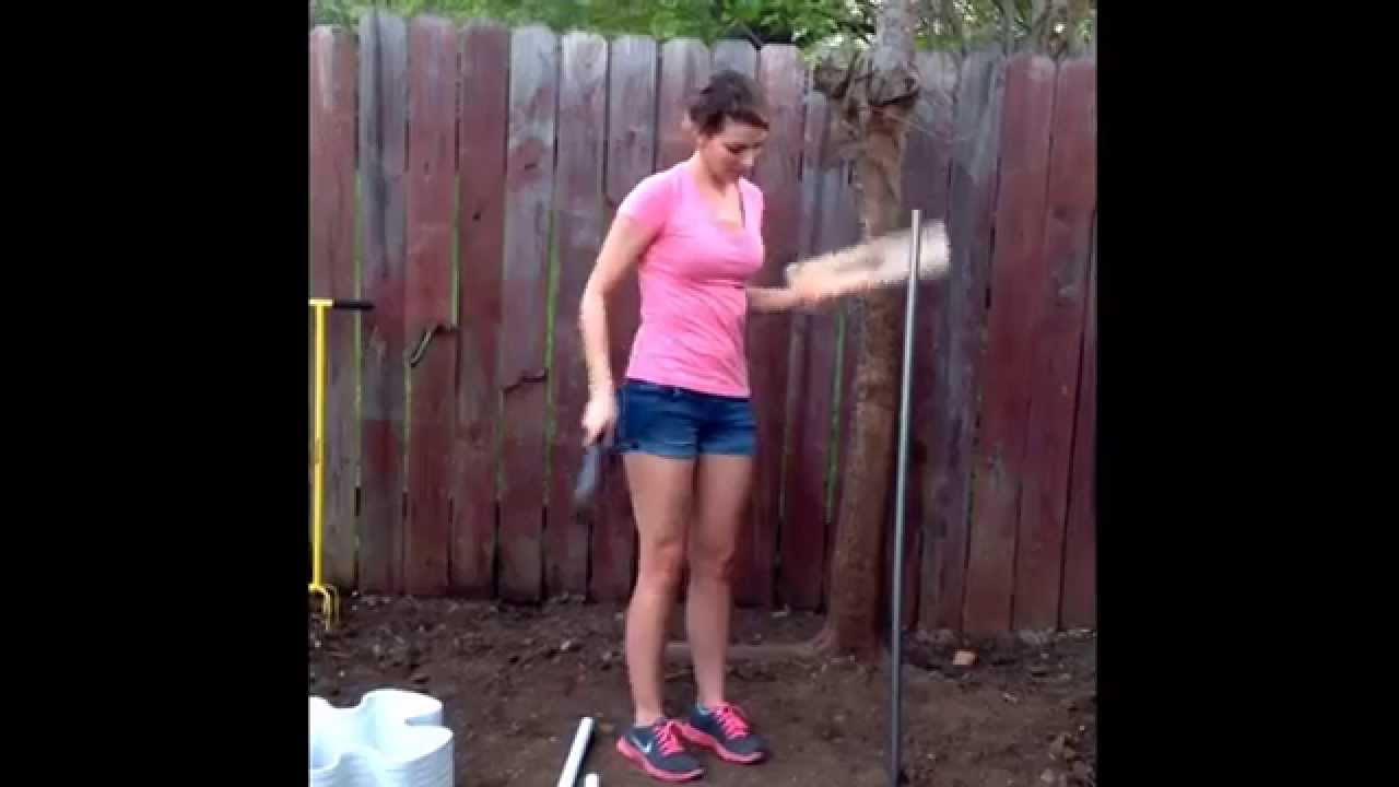 How To Build A Vertical Vegetable Garden YouTube