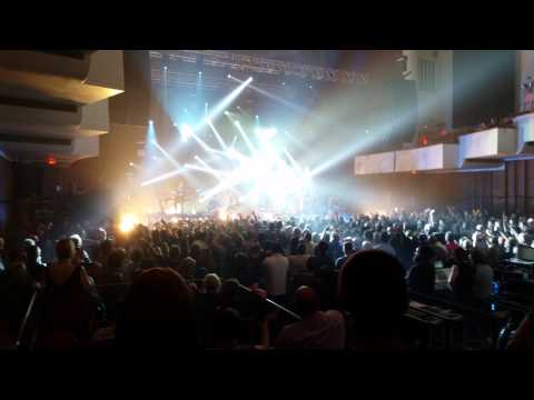 Simple Minds live at Bristol 2015 (Singing Waterfront)