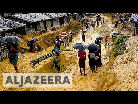 Myanmar signs deal with Bangladesh on Rohingya repatriation