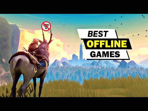 Top 10 Best Offline Games For Android & IOS Of 2019! [Good Graphics]