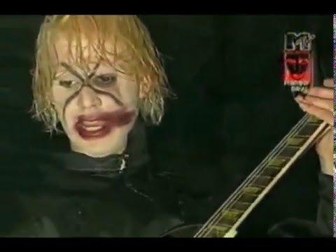 Marilyn Manson - The Love Song (Live Hamburg, Germany 2001)