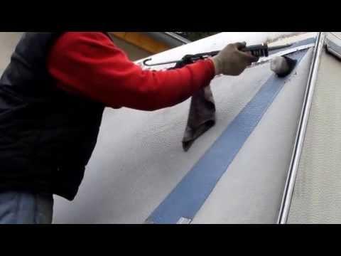 Wohnwagen Hobby Abdichten Leiste Teil 2/3! Kederleiste Wasserschaden Ausbessern Mach Es Richtig