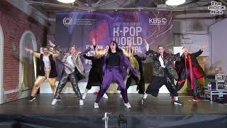 BTS – IDOL dance cover by CAPSLOCK [K-POP World Festival 2019 (20.04.2019)]