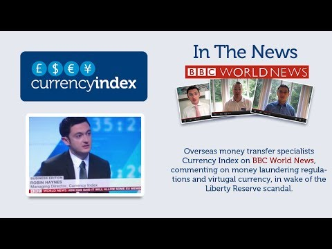 Currency Index on BBC World