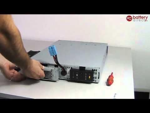 Installation Tutorial video for APC RBC27/RBC32/RBC43/RBC105