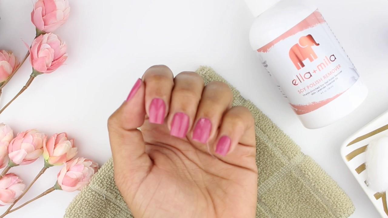 Ella Mila Nail Polish Ingredients - Creative Touch