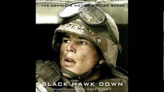 Hans Zimmer - Black Hawk Down - He Is Dead