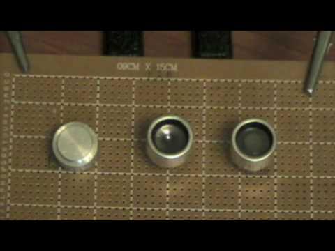 Waterproof + 25kHz Ultrasonic Transducers!