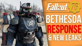 Fallout 76 News - Bethedsa Responds to Major New Bug, Content Leaks, Holiday Event, Hacking Issues
