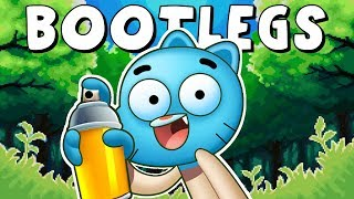 Bootleg Amazing World of Gumball Games