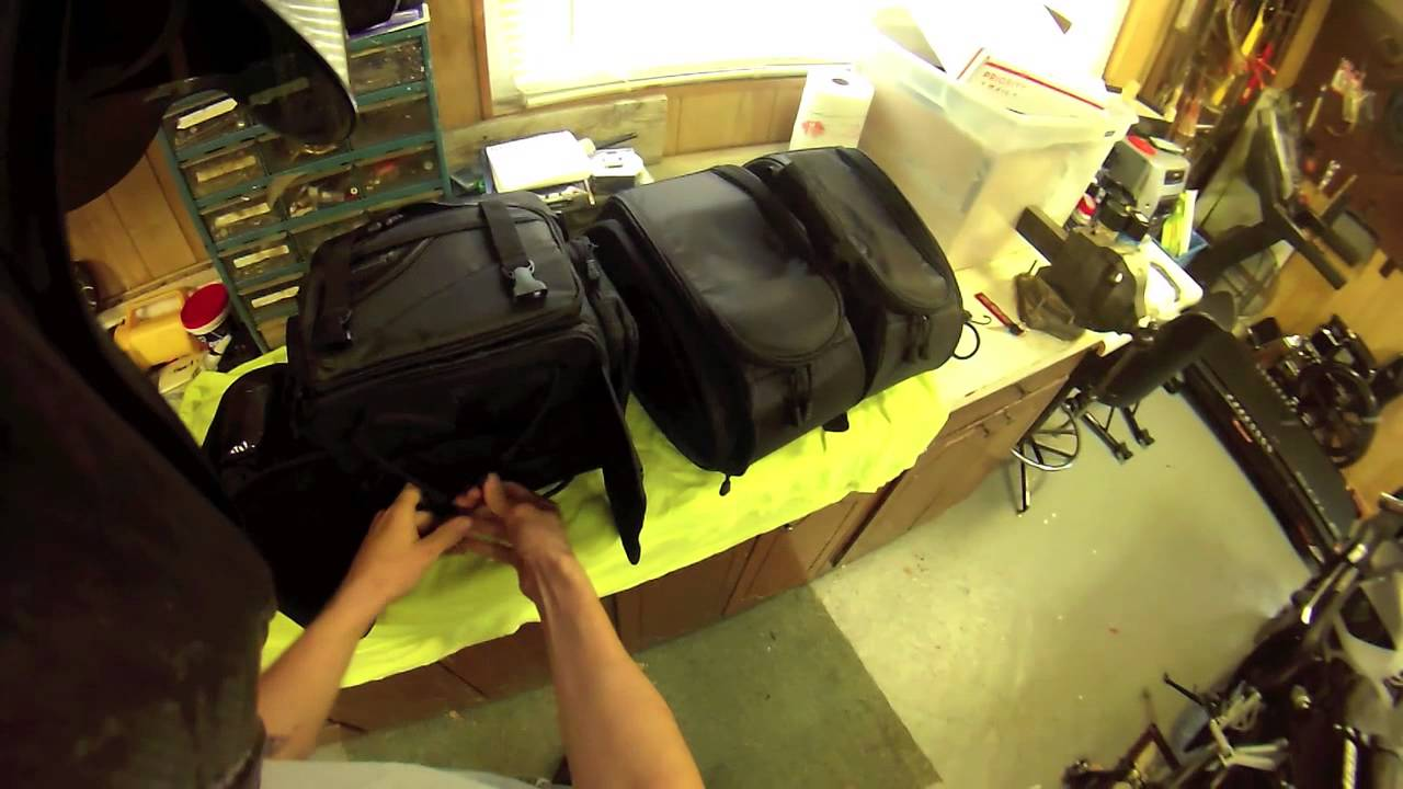 fadd20dd0de3 Sedici Luggage set review and install - YouTube
