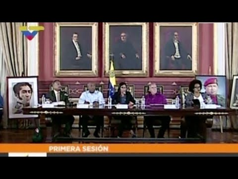 New Venezuela assembly fires dissident attorney general