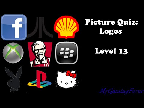 Picture Quiz: Logos - Level 13 Answers