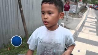VIDEO Daffa Hentikan Paksa Pemotor yang Melintasi Trotoar