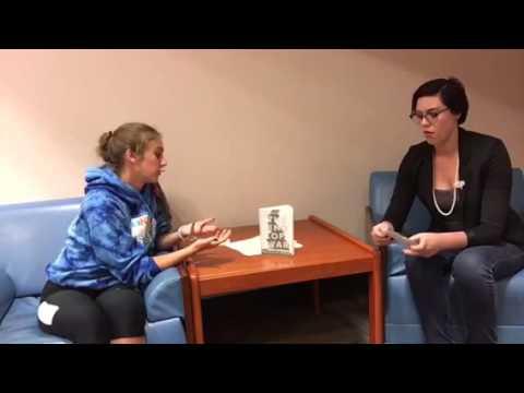 John Horgan mock interview by LR and HG