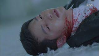 태양의 후예 - 송중기, 북한군 지승현 구하려다 '총상'.20160407
