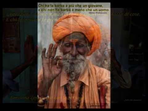India foto e frasi con riflessioni