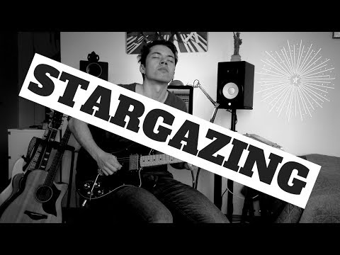 STARGAZING - Kygo - Guitar Cover by Sebastian Lindqvist